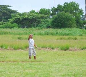 Octavio en la Competencia Zonal Occidental Pinar del Río, julio 2012