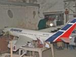 Maqueta del Avion Il 96 (31)