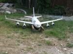 Maqueta del Avion Il 96 (32)