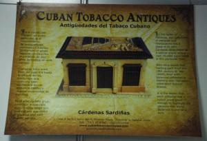Cuban Tobacco Antiques