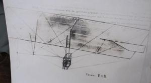 Esquema del invento de Arturo Comas Pons