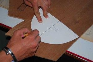 Dibujando las cuadernas