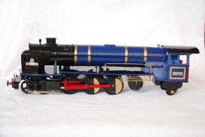 """""""Blue Tornado"""" 4-6-2"""