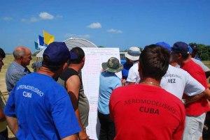 Maria de los Ángeles incorporada a la FCA en su Comisión Técnica que preside Carlos Anido, junto con Alberto Franca han sido otro paso significativo para bien del aeromodelismo cubano
