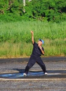 Camacho en la Competencia Zonal Occidental Pinar del Río 2012