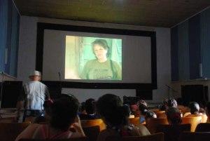 Proyección de documentales sobre Ada Elba