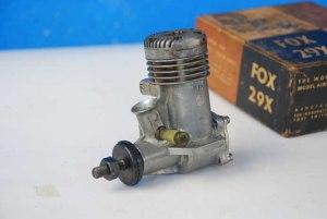 Motor Fox 29Xpara proto-speed (AMA)