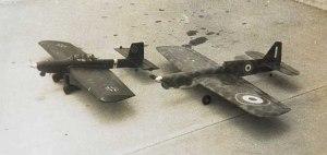 Modelos para acrobacia Stuka y Fury