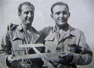 J. Sladky & Pech- 1960- Modelo con motor MVVS 2.5 RL