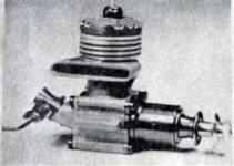 Motor MVVS 2.5 cc Vltavan