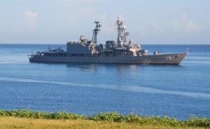Flota Japones visita la Habana