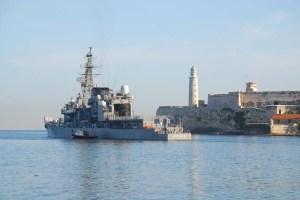 SETOYUKI(TV3518) al dejar La Habana