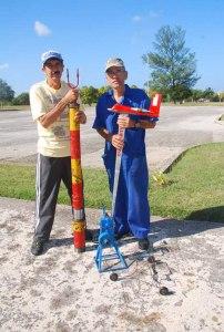 Jorge luis y Carlos Anido, presentes con la modalidad de velocidad