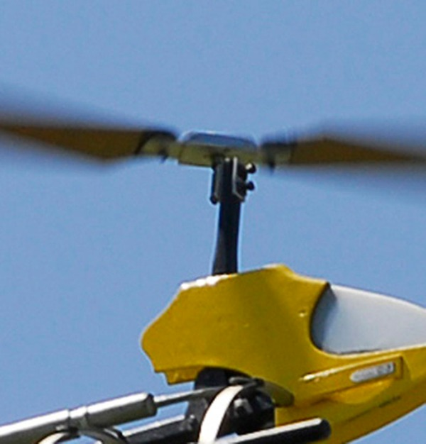 Detalle del rotor simplificado