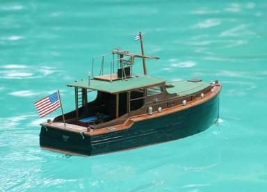 Pilar yacht