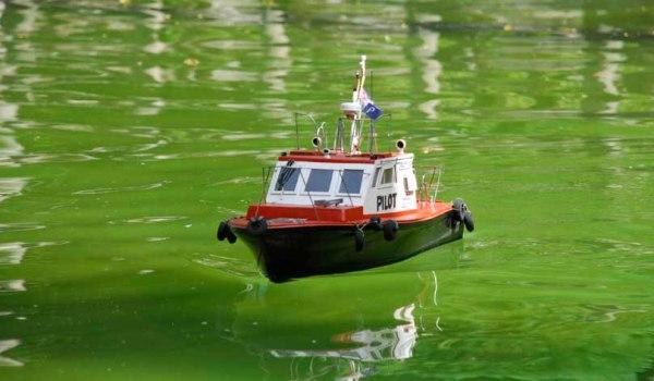 Segunda sesión de navegación en la Quinta de los Molinos
