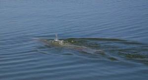 U-Boat sumergiendose