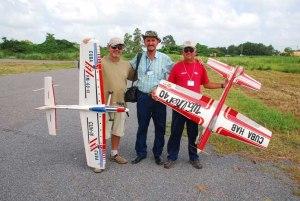 Frank Moreno, Wildy y Mayito. Julio de 2012, Pinar del Rio