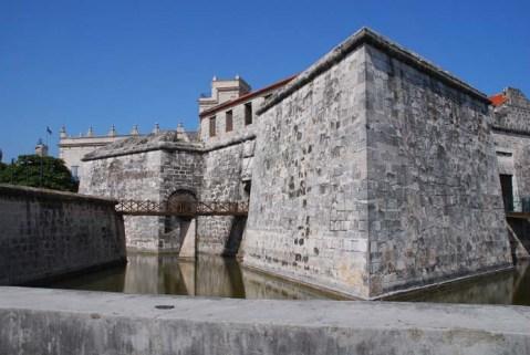 Castillo de la Real Fuerza lugar del encuentro