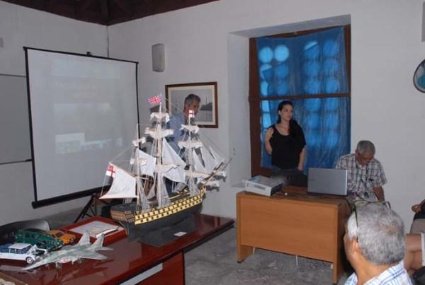 Encuentro de modelismo Museo Castillo de la Real Fuerza