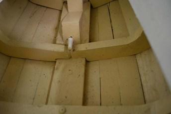 Interior del casco