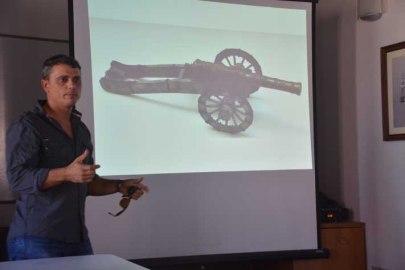 Encuentro Modelismo en el museo Castillo de la Real Fuerza