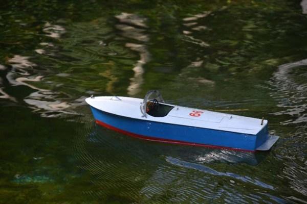 Navegando modelos en la Quinta de los Molinos