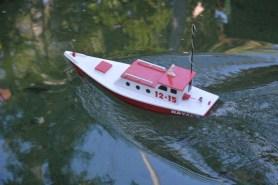21 enero navegando en la Quinta de los Molinos