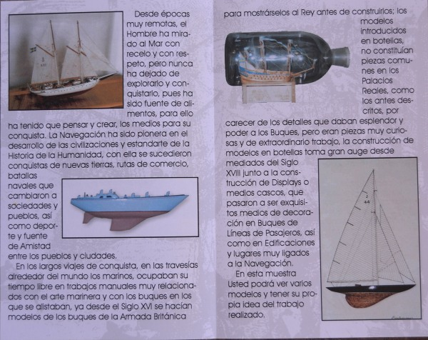 Roberto Luya es un modelista naval especializado en la construcción de barcos en botellas con exposiciones dentro y fuera de Cuba