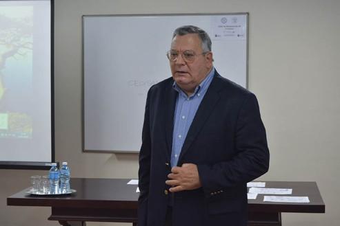 José Miguel Díaz Escrich –Comodoro del Club Náutico Internacional Hemingway de Cuba-