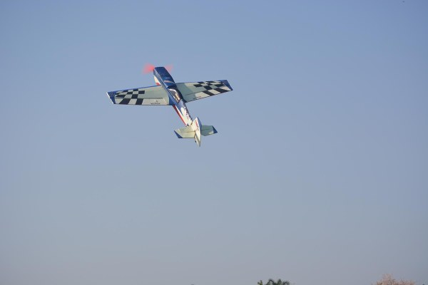 Aeromodelismo en el Parque Lenin
