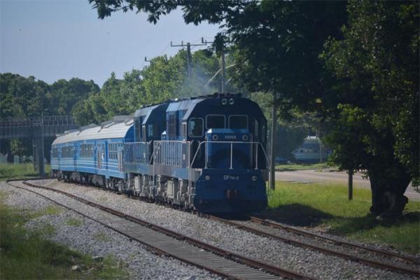 Tren Havana Santiago
