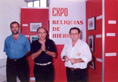 Exposicion ReliquiasMinisterioTransporte 2