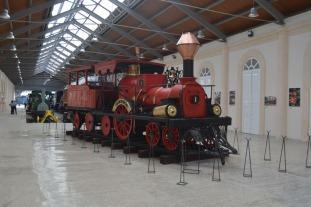 Fotos del Museo del Ferrocarril de Cuba al dia siguiente de ser reinagurado previo al aniversario 500 de La Habana y a un nuevo aniversario del primer ferrocarril de Cuba