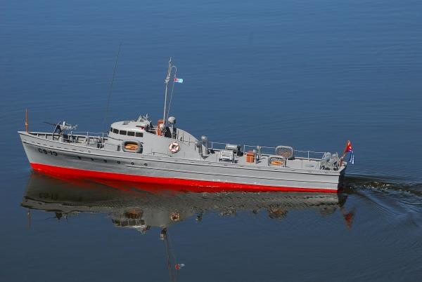 Sailing CS 13