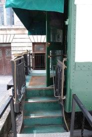 Una Reliquia de Hierro del ferrocarril cubano es el coche Mambí